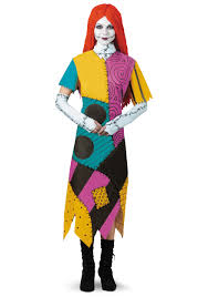nightmare before sally plus size costume for