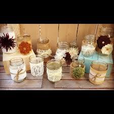 Rustic Mason Jar Centerpieces For Weddings by Mason Jar Centerpiece Ideas Wedding Ideas Pinterest Backyard