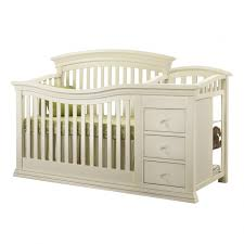 Changing Table And Crib Popular Sorelle Verona Crib And Changer In White Baby Crib