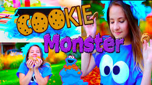 easy halloween costume for girls diy cookie monster costume youtube