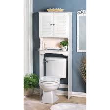 bathroom space saver cabinet white shutter hinged doors u2013 back