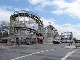 Nyc To Six Flags Coney Island Cyclone Wikipedia