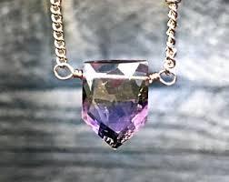 crystal necklace etsy images Ametrine necklace etsy jpg