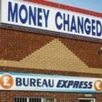 bureau express bureau express strabane bureaux de change foreign exchange yell