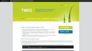 php template engines paulund