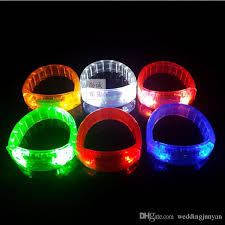 bracelet led images Online cheap light up bracelet led glow bracelet flashing bracelet jpg