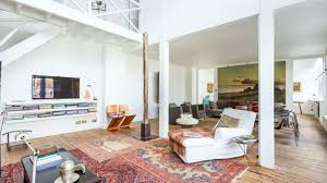 Parisian Living Room by Paris Artist Studio With Loft On The Market For 2 6m Curbed