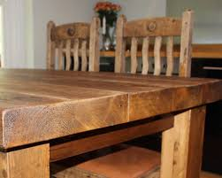 noble and beautiful reclaimed wood dining tables boundless table