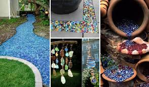 Diy Home Decor Ideas 24 Cute Diy Home Decor Ideas With Colored Glass And Sea Glass