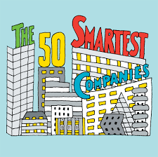 50 smartest companies 2015 mit technology review