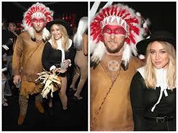Distasteful Halloween Costumes Hilary Duff Boyfriend Apologized Wearing