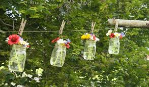 home decoration with flowers decorations blue glass flower in yard ornaments ideas inspiration