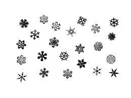 small snowflake clipart 66