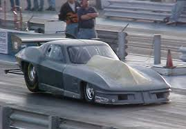 corvette summers drag racing picture of the day summers turbo
