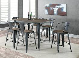 how tall is a dining table tall dining table bench its important to note that the table with
