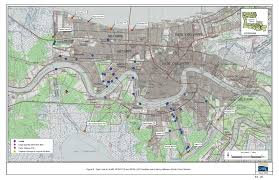 New Orleans Parish Map by The Rising Tide That U0027s Sinking All Ships The Flooding Of