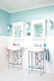 turquoise and white bathroom u2013 easywash club
