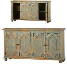 blue sideboards and buffets ebay