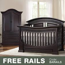 Convertible Crib Furniture Sets by Baby Appleseed Chelmsford 2 Piece Nursery Set Convertible Crib
