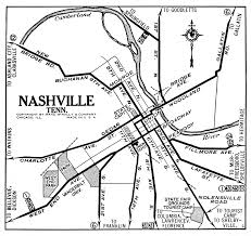 Tennessee Map Us by City Map Of Nashville Tennessee California Map