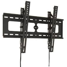 Hollow Wall Anchors Tv Mount Ce Tech Tilting Flat Panel Tv Wall Mount For 26 In To 90 In Tvs