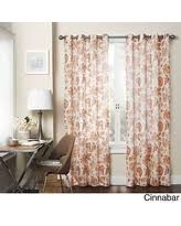 Curtains 95 Inches Length New Deals U0026 Sales On Orange Sheer Curtains