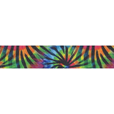 grograin ribbon buy tie dye stripes grosgrain ribbon online
