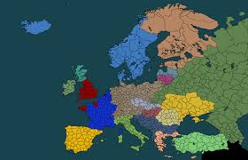 The Map Of Europe by Redraw The Map Of Europe Page 3 Spacebattles Forums