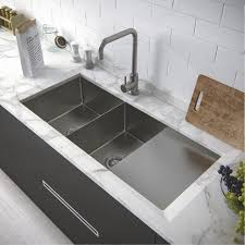 modern undermount kitchen sinks best kitchen sinks best 2 holes kitchen faucet with double sinks