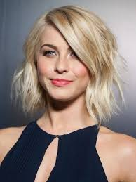 julia hough new haircut short hairstyles and cuts julianne hough short blonde wavy bob