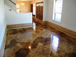 bathroom charming acid concrete stain home depot flooring colors