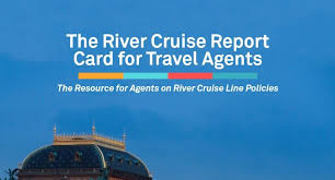 travel agents images Tmr 39 s first river cruise report card for travel agents released