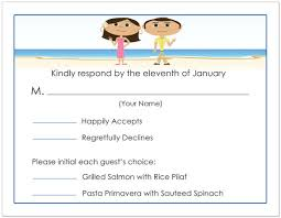 Wedding Rsvp Wording Examples Invitations And Wedding Rsvp Timeline And How To Reply To Rsvp