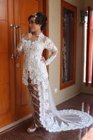 wedding dress pendek design by nka dress kebaya дизайн