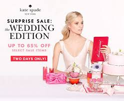 wedding sale kate spade new york sale wedding edition