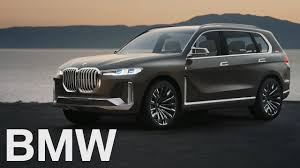 bmw concept x7 iperformance previews bmw u0027s production x7 for 2018
