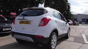 vauxhall mokka trunk vauxhall mokka x active 1 4t 140ps s s u19588 youtube