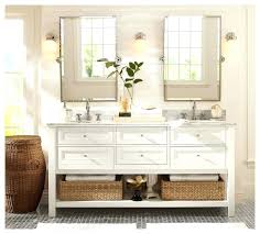 Pottery Barn Bathroom Vanities Bathroom Pottery Barn Cabinets Bathroom Restoration Hardware