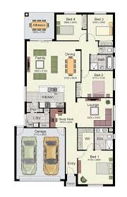 4 bedroom house plans one story one story house plans with porches 3 to 4 bedrooms and 140 to