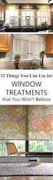 window treatment options creative and unique diy window treatments with stuff around your