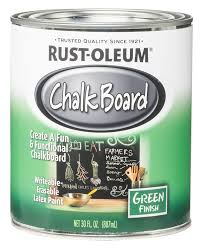 rust oleum chalkboard spray paint review home decorating