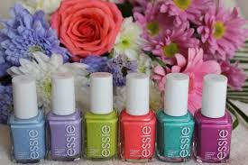 essie summer 2013 swatches and nail art lovely girlie bits