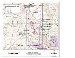 Property Maps Pyramid Geology Maps U2013 Walker Lane Exploration Inc Wkln