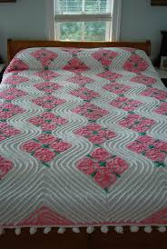 148 best chenille bedspreads images on pinterest chenille