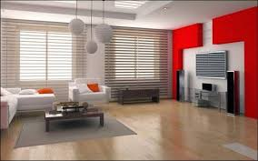 Bedroom With Red Accent Wall - the best ideas to create accent walls in living room home design
