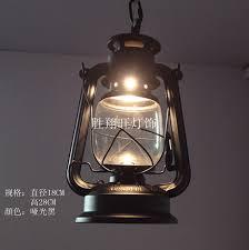 Indoor Lantern Pendant Light Selling European American Quality Retro Barn Lantern Kerosene