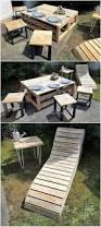 Pallet Patio Furniture Cushions by Best 25 Pallet Outdoor Furniture Ideas On Pinterest Diy Pallet