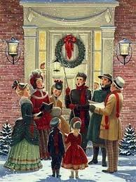 christmas carolers 335 best christmas post сards christmas carolers images on