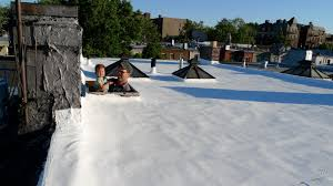Sta Kool Elastomeric Roof Coating by Kicking The Start Of Summer With A Cool Roof This Old House