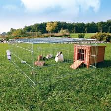 trixie rabbit hutch with outdoor run free shipping today